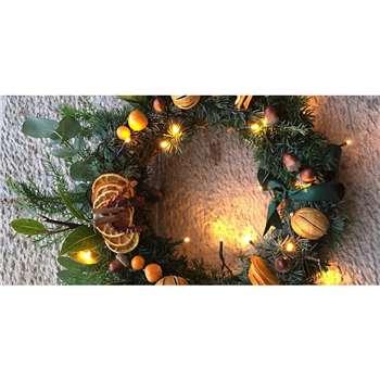 Adult Craft Workshop: Green Wreaths