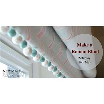 Make A Roman Blind Workshop