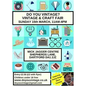 Do You Vintage? Vintage & Craft Fair