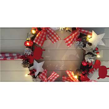 Adult Craft Workshop: Country Wreaths and Garlands