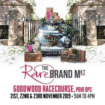 The Rare Brand Christmas Market